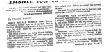 1982 Newspaper Article (Part 1)