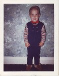 PJ (Paul Scharff) At The Age of 2 (1972)