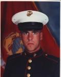 Paul's Marine Boot Camp Photo (1991)