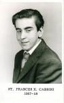 Ron Scharff, St Francis School  Picture (1957)