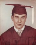 Ron Scharff Graduation Picture from St. Frances (1957)