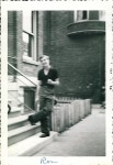 Ron on the south side of Chicago (1958)