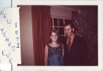 Ron and Kathy Scharff New Years (1971)