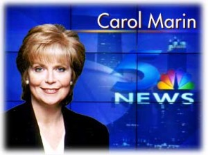 Carol Marin NBC 5 News Chicago