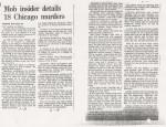 Informer Frank Cullotta Detail 18 Mob Hits.