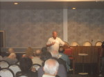 Frank Calabrese Jr. Speaking at Mob Con 2013