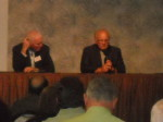 Dennis Arnoldy and Frank Cullotta speaking at Mob Con 2103 on September 7th in Las Vegas.