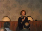 Cathy Scott speaking at Mob Con 2013 on September 7th.