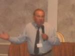 Ronald Fino at Mob Con 2013 September 7th.