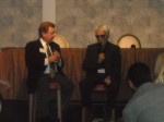 Robert Allen and Tony Montana at Mob Con 2013 September 8th.