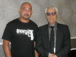 Kenji Gallo and Tony Montana at Mob Con 2013 September 7th.