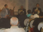 Andrew DiDonato, Dennis N. Griffin, and Robert George Allen speaking at Mob Con 2013 on September 7th.