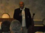 Gary Magnesen speaking at Mob Con 2013