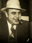Al Capone was the boss of the Capone Gang, Syndicate, and later the Chicago Outfit. Most notorious gangster known world wide.