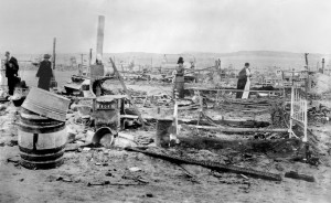 The Ludlow Massacre was an attack by the Colorado National Guard and Colorado Fuel & Iron Company camp guards of 1,200 striking coal miners and their families at Ludlow, Colorado on April 20, 1914.