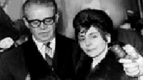 """Mad Sam"" and is wife Anita DeStefano"