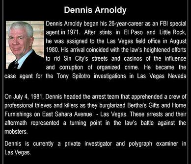 Dennis Arnoldy BIO