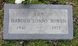 Sonny Bowen Grave