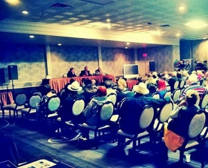 MOB CON 2014 Audience September 27th, 2014 at Palace Station Hotel and Casino Las Vegas Nevada.