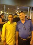 Paul Scharff Dave Patterson at Vegas Mob Tour September 26th, 2014.