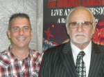 Paul Scharff and Frank Cullotta MOB CON 2014 September 27th, 2014 at Palace Station Hotel and Casino Las Vegas Nevada.