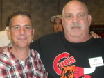 Paul Scharff and Rick Adornetto at MOB CON 2014 September 28th, 2014, at Palace Station Hotel and Casino Las Vegas, Nevada.