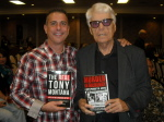 Paul Scharff and Tony Montana MOB CON 2014 September 28th, 2014 Palace Station Hotel and Casino Las Vegas Nevada.