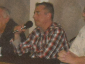 Paul Scharff speaking at MOB CON 2014 September 28th, 2014 at Palace Station Hotel and Casino Las Vegas Nevada.