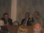 Robert Allen, Ron Fino, and Gary Jenkins speaking at MOB CON 2014 September 27th, 2014 at Palace Station Hotel and Casino Las Vegas Nevada.